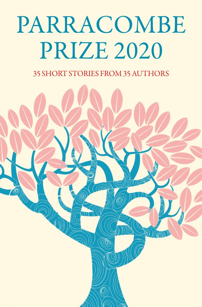 cover of Parracombe Prize anthology